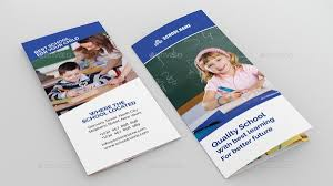 brochure design templates for education 10 school brochure designs freecreatives