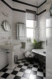 black and white bathrooms ideas 15 contemporary black and white bathroom ideas rilane