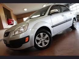 2007 kia rio sx for sale in north canton oh stock t3735b