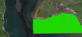 Tomales Bay Map Hog Island Oyster Company The Coastodian