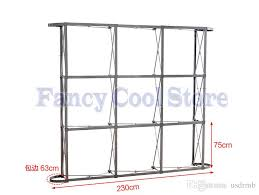 Wedding Backdrop Stand 2017 Wedding Flower Wall Stand Aluminum Flower Backdrop Frame Pipe
