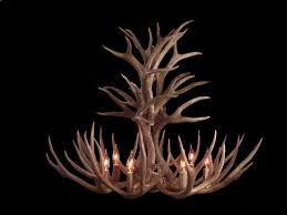 Country French Chandelier by Antique And Unique Antler Chandelier Kenaiheliski Com