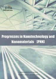 progress in nanotechnology and nanomaterials home