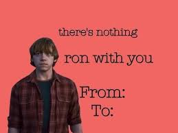 Valentines Day Meme Card - funny valentines day cards tumblr harry potter quotes wishes for