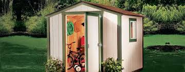 small wooden outdoor storage shed vinyl sheds u2013 bradcarter me