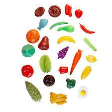 kinder spiel k che kinder täuschen spiel küche nahrungsmittel set kunststoff obst