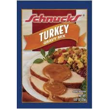 turkey gravy mix schnucks turkey gravy mix 0 87 oz from schnucks instacart