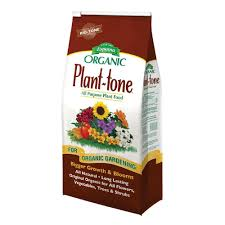 all natural flower food espoma 8 lb plant tone all purpose plant food 100047163 the