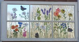 How To Paint A Barn Quilt Panes Of Art Barn Quilts Hand Painted Windows Window Art