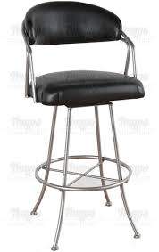 Swivel Bar Stool With Arms Furniture Admiral Swivel Barstool With Arms