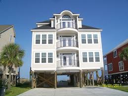 ibis resort house rental oceanfront myrtle beach home with pool