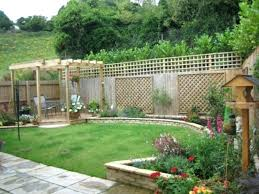 Backyard Ideas For Privacy Landscaping Ideas For Backyard Privacy Landscaping The New House