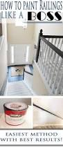 top 25 best paint stairs ideas on pinterest painting stairs how to paint stair railings
