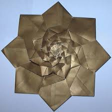 Origami Tessalation - andy s tessellation page