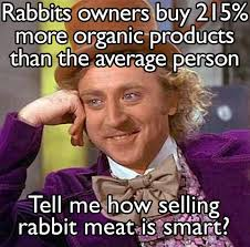Whole Foods Meme - whole foods memes from sadie nibblesworth rabbit advocacy network