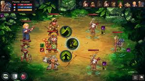 best turn based rpg android enjoy tactical turn based combat in dungeon rushers out now on