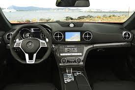 mercedes benz biome interior 401 miles in back bayou louisiana automobile magazine