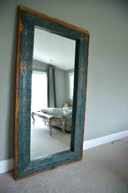wall mirrors medium size of large wood framed wall mirrors