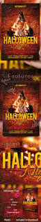 halloween night flyer template halloween night flyer template
