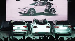 official event and discussion thread tesla model x launch tue 7