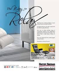 Harvey Norman Home Decor Home U0026 Decor Singapore Magazine April 2017 Scoop