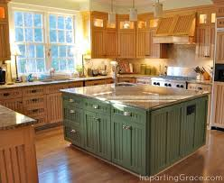 green kitchen islands green kitchen islands home design ideas and inspiration