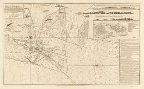 True Map Of The World A Plan Of Bombay U2013harbour On The Coast Of Malabar Shewing The