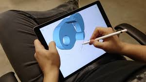 taking 3d design to the next level with shapr3d and an apple