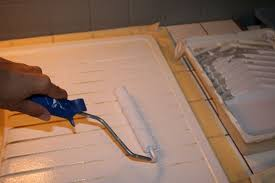 repeindre un plan de travail cuisine comment peindre un évier ou un lavabo conseils et astuces