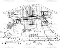 blue print house architecture blueprint best design images of architecture blueprint