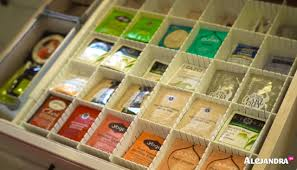 tea drawer video most organized home in america part 2 by professional