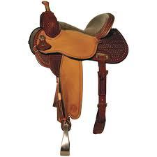 horse saddle 1549 lisa lockhart contender barrel circle y