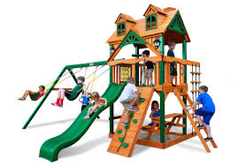 How To Build A Wooden Playset The Top 4 Things You Should Know About A Swing Set Before Buying