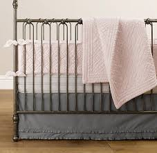 Restoration Hardware Crib Bedding 405 Best Baby Bedding Images On Pinterest Cots Baby Crib