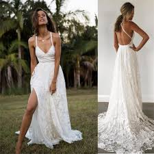 design a wedding dress 2018 charming lace a line fashion spaghetti straps wedding