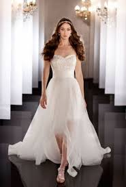 high to low wedding dress of the 2015 wedding trend 31 fabulous high low wedding