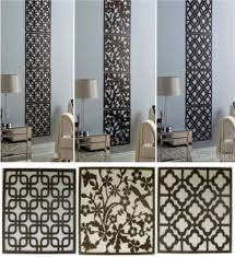 home design hanging wall art cut outs and screens on pinterest