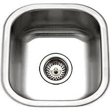 Kitchen Sink Stainless Steel by Ruvati Rvm4110 Undermount 16 Gauge 15