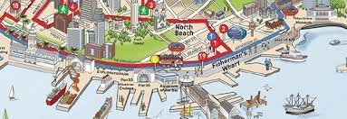 san francisco map painting maps update 21051488 map of san francisco tourist attractions