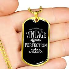 luxury necklace box images Econvenience store vintage aged to perfection luxury dog tag chain jpg