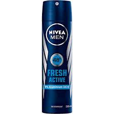 Kleink Hen G Stig Nivea Men Fresh Active Deodorant Spray Online Günstig Kaufen