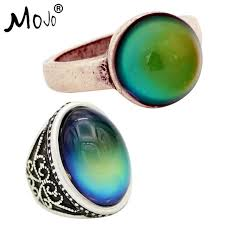 aliexpress mood rings images 2pcs vintage ring set of rings on fingers mood ring that changes jpg
