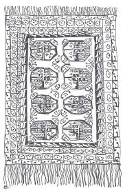 navajo rug coloring pages bltidm