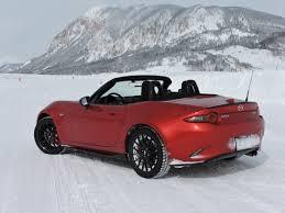 5 reasons the 2016 mazda mx 5 miata is a great winter car