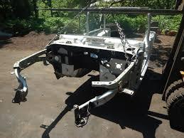jeep body 07 11 wrangler jk 2 door tub body best deals on used jeep