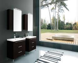 Modern Bathroom Furniture Sets Bathroom Contemporary Bathroom Vanity Bathroom Cabinets
