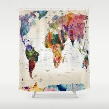 Graphic Shower Curtains by Engaging Bed Bath Shower Curtain Liner Design To Meet Your Needs