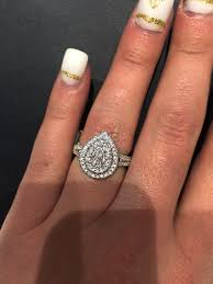 neil pear shaped engagement ring free rings absolute rings absolute rings