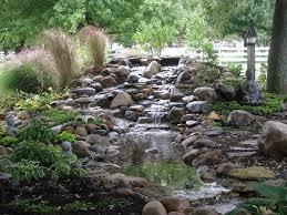 Water Rock Garden by Water Garden Gallery