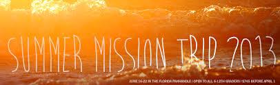 highland park united methodist church youth summer mission trip